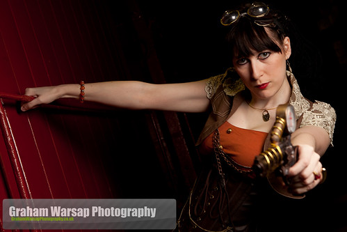Steam Punk Shoot-8614