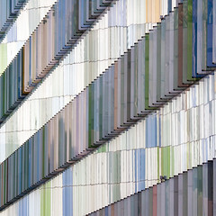 urban fabric (barbera*) Tags: italy lines architecture facade reflections shadows milano barbera maciachini sauerbruchhutton thanksforyoursupport 4759c