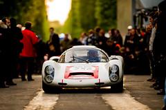 Tour Auto 2012 - Porsche 910 (Guillaume Tassart) Tags: auto paris car sport 2000 tour rally racing historic porsche classics legends motor 910 optic moteur