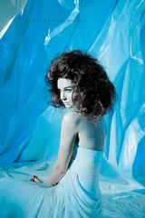 Queen of ice (AndriB3rd) Tags: beauty fashion female model beautyshoots