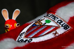 The Rabbid before Manchester United 2 - 3 Athletic Club Match (Iker Merodio | Photography) Tags: club athletic country bilbao bizkaia basque euskadi biscay rabbids rabbid