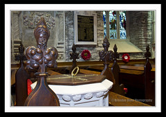 Baptism Font (donegalblaze) Tags: ireland irish church river catholic cathedral prayer chapel historic aisle holy londonderry service walls mass northern alter protestant derry siege ulster walled foyle cityside doire maidencity londonder