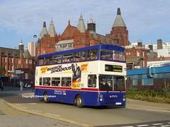Peak Time Metro (MCW1987) Tags: travel west national mk2 express midlands metrobus twm mcw 3015 mk2a f315xof
