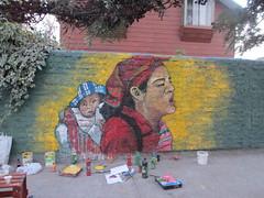 ahora proceso (AMPA_MUROS) Tags: mural propaganda muralla ahora propa mapuche ampa latioamerica ampamuros fevla