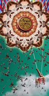 LARRY CARLSON, digital chromogenic print, 30x24in.,2011.