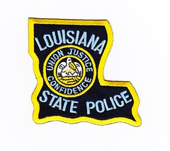 LA - Louisiana State Police (Inventorchris) Tags: old trooper cars ford public car la justice office illinois highway louisiana paint peace cops state police pd safety il company criminal cop vehicle service crown law motor enforcement patch squad emergency job protection patches department officer patrol services interceptor officers enforcment shapped