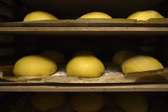 Pâtes à brioche en attente (zigazou76) Tags: four pain rouen esplanade brioche banal boulangerie chs 2012 expotec sainthonoré pâte pannevert jeanpierreengelhard centredhistoiresociale