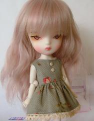Drusilla (honeythorpe) Tags: winter person doll 21 handmade secret clothes bjd limited drusilla tinybjd unvierse honeythorpestudio