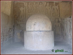 4. IN-MH-MUM-SNP - Kanheri caves (18) (Kquester) Tags: park caves national gandhi sanjay kanheri