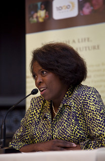 Ertharin Cousin, Executive Director, U.N. Worl...