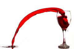 tall fall (SICOdent) Tags: red fall water glass speed high nikon flash flickrduel d7000 wwwbondarisilviuphotographycom