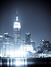 Empire State Building and Chelsea Piers (Nick Mulcock) Tags: