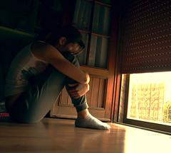mentre qui manchi tu... (Simonc) Tags: amore tristezza mancanza