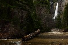 Yosemite Creek near the Falls (ScottD75) Tags: yosemitefalls nature canon landscape photography eos waterfall spring falls april sierranevada 2012 yosemitevalley tallest yosemitecreek canonef24105mmf4lisusm 60d rangeoflight yosemitenationalparkcaliforniausa clearingspringstorm