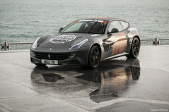 Gumball 3000 - Ferrari FF (NLP Speed-Photos) Tags: car rain reflections photography detroit automotive ferrari 3000 ff gumball gumbal
