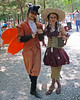 Tennessee Renaissance Festival 2012  Fairie Couple (oldsouthvideo) Tags: costumes castle festival spring tn tennessee pirates may queen fairy armor taylor knight faire troll swift renaissance ik jousting regal triune tapestry 2012 fairie gwynn arrington