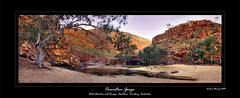 Ormiston Gorge (Andrew Fleming Photography) Tags: trees nt australia andrew waterhole northernterritory fleming centralaustralia ormistongorge andrewfleming westmacdonnellranges westmacdonnellnationalpark