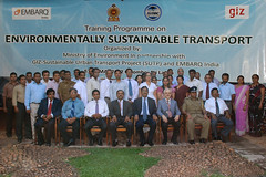 Group Photo at EST Training (Clean Air Asia) Tags: srilanka cann casl aqm krityshrestha fkexchangeproject