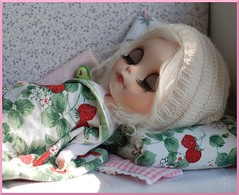 A Blythe a day June 8 - where you sleep