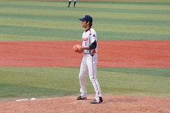 DSC04384 (shi.k) Tags: 横浜スタジアム 東京ヤクルトスワローズ 120608 イースタンリーグ 平井諒