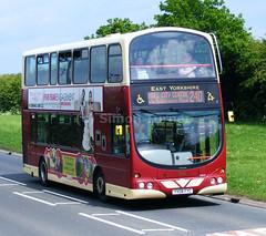 DSCF6217 (Yorkshire66) Tags: road bus classic ford car vw club train truck vintage bedford volvo coach nissan yorkshire police rover run east lorry commercial land dodge hull roe thoroughbred bridlington 158 brid 153 aec dmu dalesman