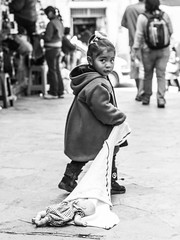 Girl with Doll (arcinnovate) Tags: street peru cuzco doll cusco littlegirl girlwithdoll
