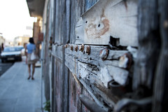 Rust and Wood (TasosCon) Tags: cyprus larnaca oldneighborhood