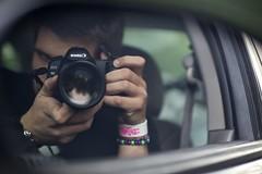 SP (Vjeran Pavic) Tags: portrait reflection self canon lens mirror creative through 135 135mm selfie throughthelens