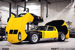 1971 Lamborghini Miura P 400 SV * Explored * (NWVT.co.uk) Tags: uk london yellow photography 1971 nikon flickr all open williams nick award automotive explore h event worldwide workshop r 400 p owen lamborghini sv preview miura uncovered explored d700 nikonflickraward nwvt