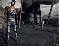..:: OUTFIT 24 ::.. (NyTrO StOrE) Tags: street urban woman man store mesh wear clothes hip hop styel nytro