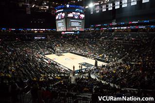 VCU Defeats GW (A10 Semifinal)