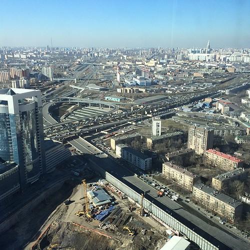 Депрессивнее северо-запада Москвы может быть только её же юго-восток