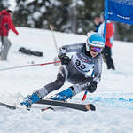 Jake BENNETT of WMSC takes 10th place in the Mens U14 GS at the Whistler Cup 2014 Ski Race held on Whistler Mountain, April 6th, 2014 - Photo By James Cattanach - coastphoto.com