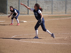 """Girls Varsity Softball • <a style=""""font-size:0.8em;"""" href=""""http://www.flickr.com/photos/34834987@N08/13883983466/"""" target=""""_blank"""">View on Flickr</a>"""