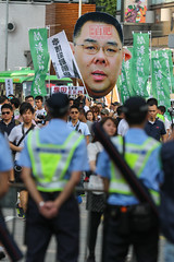5-15-2016_Demonstration_MPA_12 (macauphotoagency) Tags: china new money streets outdoors university chief police government block macau demonstrations executive sai donations association chui macao on may15 protestants policeforce 5152016 newmacauassociation insatisfation