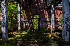 (Dutch Photography) Tags: color abandoned graffiti nikon pennsylvania abandonedbuilding nikond3300