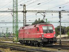 BB 1116 003 (boti_marton) Tags: train lumix europa hungary budapest transport siemens panasonic trainstation taurus rca bb dmc magyarorszg 1116 werbelok eurosprinter railcargoaustria lz20 es64u2 class1116
