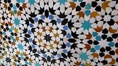 Zellij Tile 06 (macloo) Tags: geometric architecture tile morocco meknes zellij