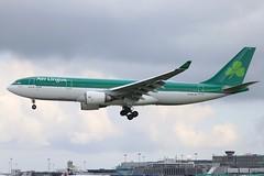 Aer Lingus - Airbus A330-202 EI-DAA @ Dublin (Shaun Grist) Tags: ireland dublin airport aircraft aviation airline airbus shamrock dub aerlingus a330 aeroplanes dublinairport avgeek eidw eidaa