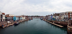 Weymouth (Rui Nuns) Tags: weymouth oldharbour harbour sea mar dorset panorama ruinunes fujifilms6500
