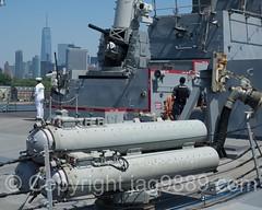 USS Bainbridge (DDG 96) Guided Missile Destroyer U.S. Navy Ship, 2016 Fleet Week New York (jag9889) Tags: nyc newyorkcity usa ny newyork brooklyn boat unitedstates outdoor unitedstatesofamerica vessel celebration redhook usnavy fleetweek navalstation norfolkva usmarines 2016 uscoastguard kingscounty guidedmissiledestroyer ddg96 ddg brooklyncruiseterminal arleighburkeclassdestroyer ussbainbridge shiptour seaservices jag9889 20160528 2016fleetweek 2016fleetweeknewyork
