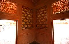 Fatehpur Sikri Palace 140 (David OMalley) Tags: india muslim islam agra palace mosque pilgrimage akbar masjid allah islamic pradesh fatehpur sikri muhammed uttar jama darwaza buland sikari vijaypur