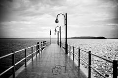 MO62A1298 (BECCIU Antonio Luigi) Tags: lake fish water canon lago island 50mm boat blackwhite nuvole yacht ponte 5d toscana pioggia cortona umbria battello vento trasimeno pesce isola isole bianoenero ormeggio 5dmkiii nikcollection
