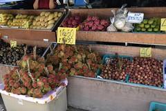 _DSC0942 (lnewman333) Tags: sea fruit thailand island seasia southeastasia market kohchang kochang gulfofthailand