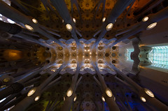 Sagrada Familia (Neo2kteleco) Tags: barcelona family art familia architecture cathedral catedral gaudi sacred sagrada modernismo
