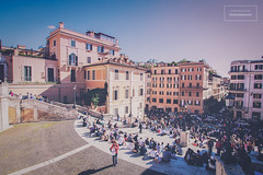 The Spanish Steps, Rome (Christopher Chan) Tags: city italy rome architecture canon europe 1022mm spanishsteps 30d scalinataditrinitdeimonti