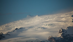 Ice and snow on the slopes of the rfajkull Volcano (Nick L) Tags: snow ice canon landscape eos iceland 5d snowfield vatnajokull icefield vatnajkull hvannadalshnjkur 100400l rfajkull hvannadalshnjukur southerniceland southeasticeland vatnajokullnationalpark canon5dmarkiii 5d3 vatnajkullnationalpark canon5d3 canon5dmark3 october2014