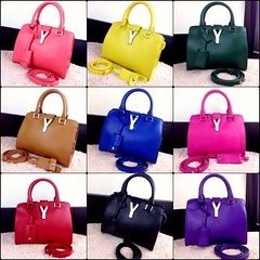 Import @300 Bag YSL 268 25x18x12cm 1kg Kulit GHW #Cabas#ChycSmall#Semipremium#9Colours (merboutique) Tags: cabas 9colours semipremium chycsmall