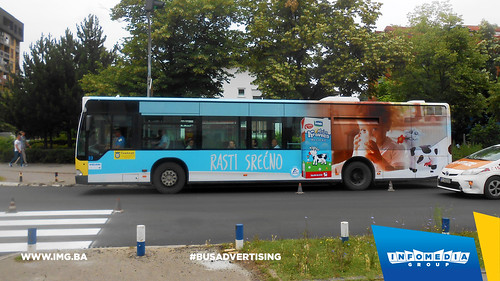 Info Media Group - Moja Kravica, BUS Outdoor Advertising, Banja Luka 06-2016 (1)