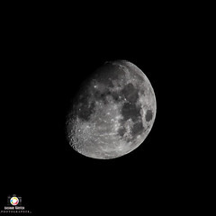 MOON 15\6\2016 (bashar_jn) Tags: camera city sky people moon art love night canon dark lens fun photography eos photo funny photographer post palestine stm efs byme beatiful 2016 natuer tulkarm canonphoto 700d canon700d canoneos700d t5i 55250mm eos700d netaneya